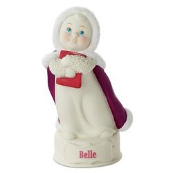 Snowbabies Disney Guest CollectionMini Belle Figurine