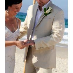 Irish Linen Suit