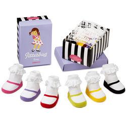 Jitterbug Jenny Infant Socks