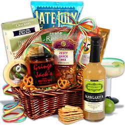 Large Margarita Gift Basket