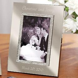 Personalized Glitter Galore Frame