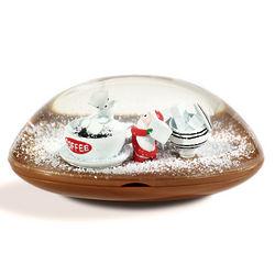 Coffee Breaks Snomee Gift Card Holder