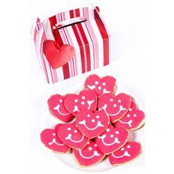 12 Nut-Free Valentine's Cookies