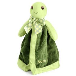 Turtle Baby Snuggler Blanket