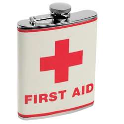 Stress Aid Hip Flask