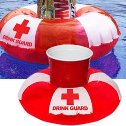 Drink Guard Coaster Rafts