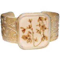 Lace Vines Cuff Bracelet