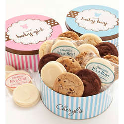 Sweet Baby Cookie Gift Tin