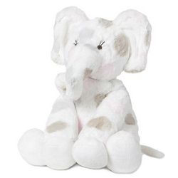 Pink Little E Plush Elephant Toy