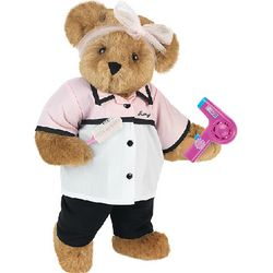 "15"" Beautician Teddy Bear"