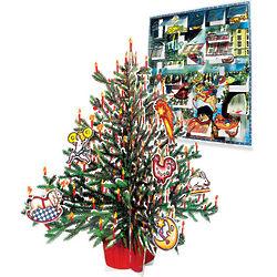 Wiener Werkstatte Advent Calendar
