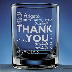 Personalized Gratitude Glasses