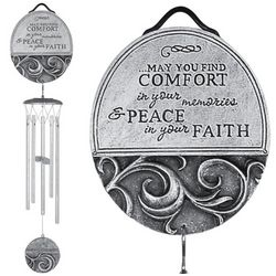Comfort and Peace Memorial Wind Chime