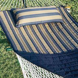 Bedford Blue Reversible Hammock Pad