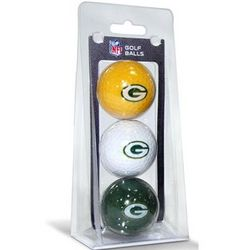 Green Bay Packers Golf Ball Pack