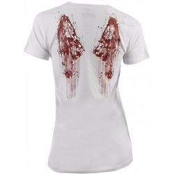 Women's Dexter Blood Wings T-Shirt