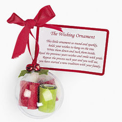 Wishing Ornament Craft Kit