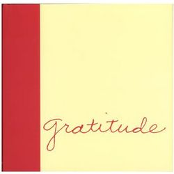 Gratitude Quotation Book