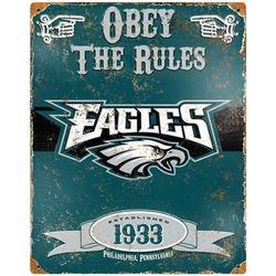 Philadelphia Eagles Vintage Metal Sign
