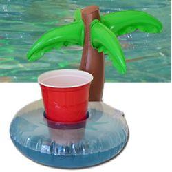 Palm Tree Drink Rafts