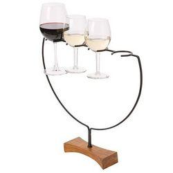 Wine Flight Wine Glass Holder and Server