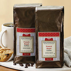 French Roast Coffee Duo Gift Box