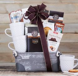 The Coffee Bean & Tea Leaf Collection Gift Basket