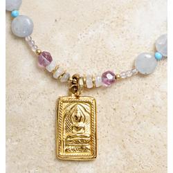 Buddha Chakra Necklace