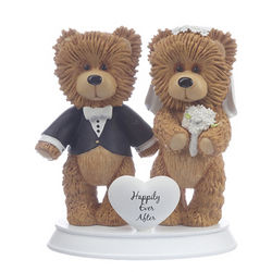 Personalized Bride and Groom Figurine