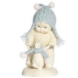 Snowbabies Classics Baby's First Steps Boy Figurine