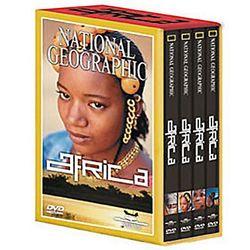 Africa Series 4 DVD Set