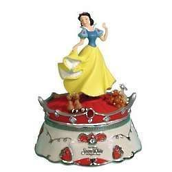 Snow White's Dance Musical Figurine