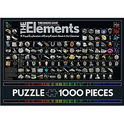 Visual Chart of the Elements Puzzle