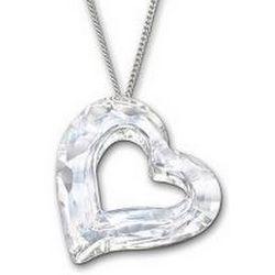 Swarovski Loveheart Crystal Pendant