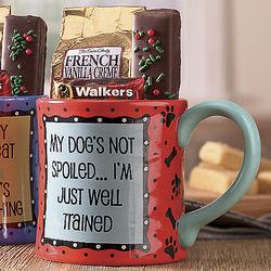 Dog Lover's Ceramic Gift Mug