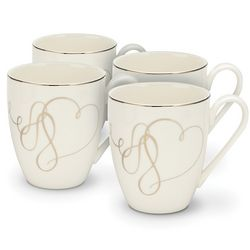 Love Story Porcelain Mugs