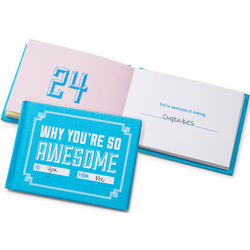 Why You're So Awesome by Me Book