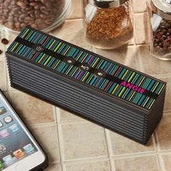 Sound Waves Personalized Bluetooth Speaker