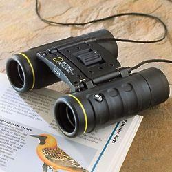 "National Geographic 8"" x 21"" Mini-Binoculars"