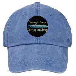 Thelma and Louise Driving Academy Cap