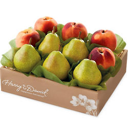 Royal Riviera Pears and Oregold Peaches Gift Box