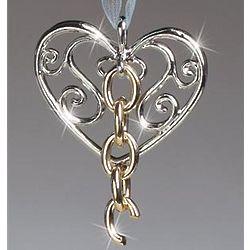 Broken Chain Ornament