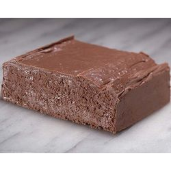 1 Pound Milk Chocolate Wisconsin Dairyland Fudge