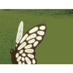 Solar Butterfly Yard Stake