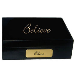 Law of Attraction, Power of Intention Keepsake Box