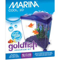 2.65 Gallon Goldfish Starter Kit