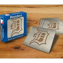 Detroit Tigers Boaster Coasters
