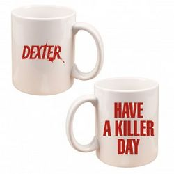 Dexter Have a Killer Day Mug