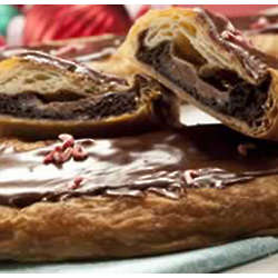 Chocolate Peppermint Kringle Delight