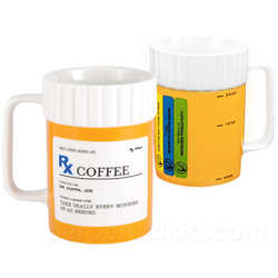 Rx Ceramic Coffee Mug